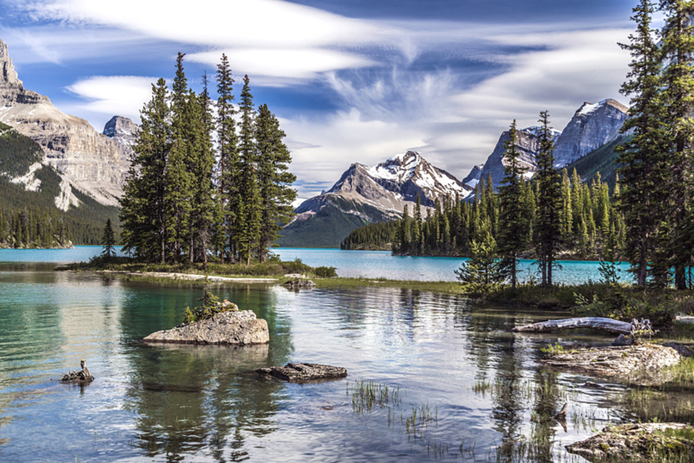 Canadian rockies photography workshop for Honey island shooting range