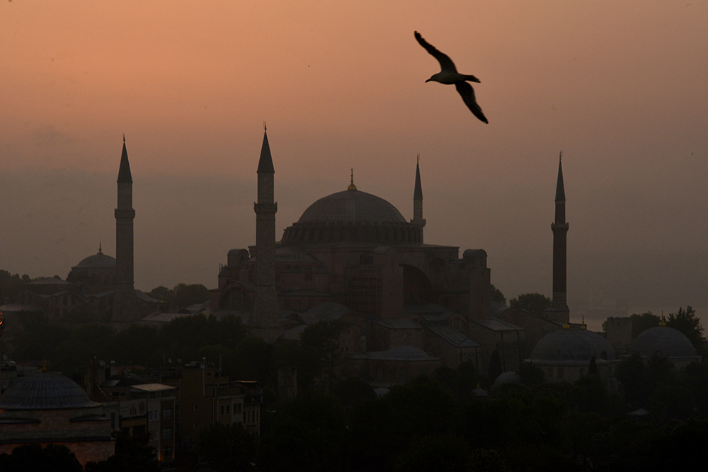 """Destination of…  Istanbul"
