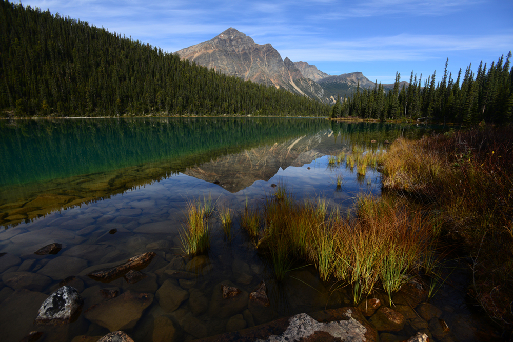 The Canadian Rockies Symphony of Magnificence