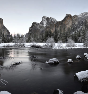 Yosemite Winter Landscape Workshop with Raul Touzon